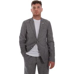Vêtements Homme Vestes / Blazers Sseinse GAE563SS Bleu