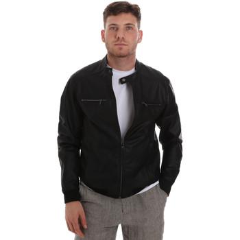 Vêtements Homme Blousons Sseinse GBE574SS Noir