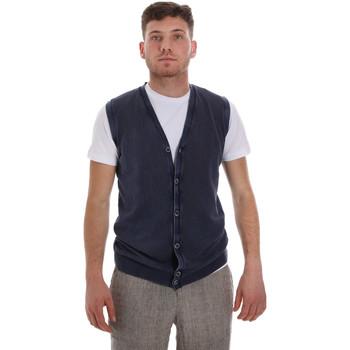 Vêtements Homme Gilets / Cardigans Sseinse ME1512SS Bleu