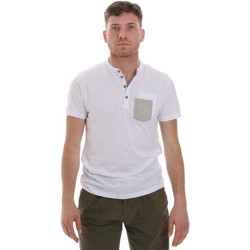 Vêtements Homme T-shirts manches courtes Sseinse ME1600SS Blanc