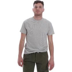 Vêtements Homme T-shirts manches courtes Sseinse ME1603SS Blanc
