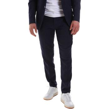 Vêtements Homme Pantalons de costume Sseinse PCE580SS Bleu