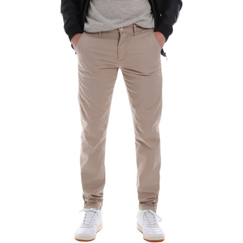 Vêtements Homme Chinos / Carrots Sseinse PSE555SS Beige