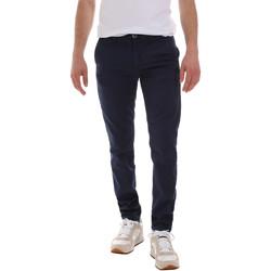 Vêtements Homme Chinos / Carrots Sseinse PSE555SS Bleu