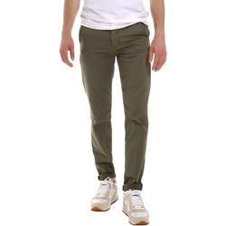 Vêtements Homme Chinos / Carrots Sseinse PSE555SS Vert