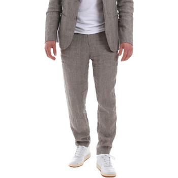 Vêtements Homme Pantalons de costume Sseinse PSE585SS Marron