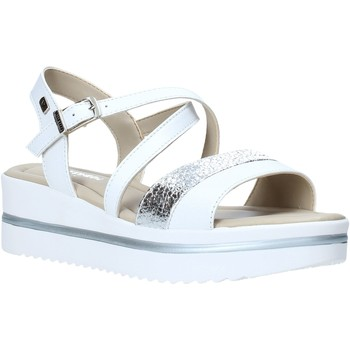 Chaussures Femme Sandales et Nu-pieds Valleverde 32320 Blanc