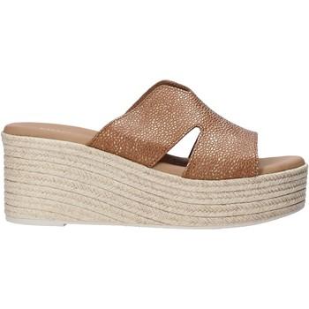 Chaussures Femme Mules Valleverde 34270 Marron
