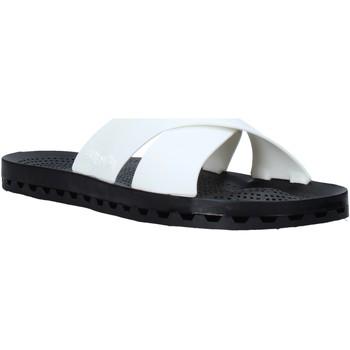 Chaussures Homme Mules Sensi 4300/U Blanc