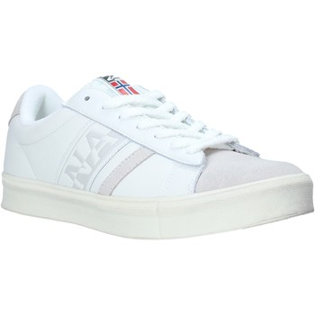 Chaussures Homme Baskets basses Napapijri NA4ERT Blanc