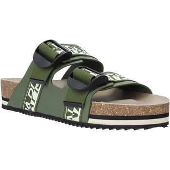 Chaussures Homme Mules Napapijri NA4ETH Vert