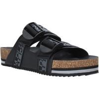 Chaussures Homme Mules Napapijri NA4ETH Noir