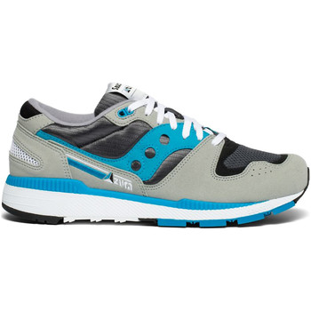 Chaussures Homme Baskets basses Saucony S70437 Gris
