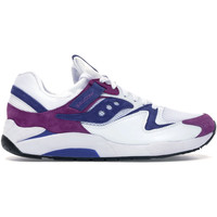 Chaussures Homme Baskets basses Saucony S70439 Blanc