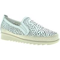 Chaussures Femme Slip ons Susimoda 4777 Blanc