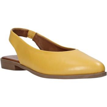 Chaussures Femme Sandales et Nu-pieds Bueno Shoes 9N0102 Jaune