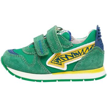 Chaussures Enfant Baskets basses Naturino 2014913 01 Vert