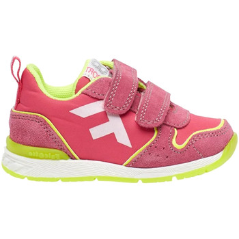 Chaussures Fille Baskets basses Falcotto 2014924 01 Rose