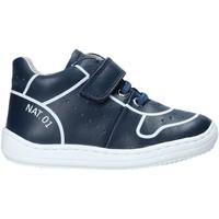 Chaussures Enfant Baskets montantes Naturino 2013463 01 Bleu