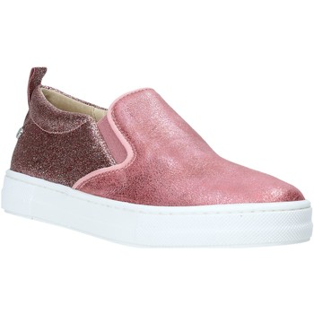 Chaussures Fille Slip ons Naturino 2013760 63 Rose