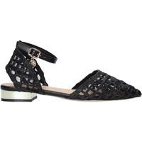 Chaussures Femme Sandales et Nu-pieds Gold&gold A20 GK16 Noir