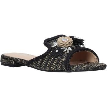 Chaussures Femme Mules Gold&gold A20 GK35 Noir