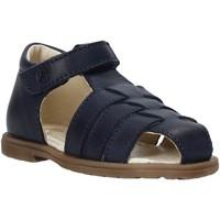 Chaussures Fille Sandales et Nu-pieds Falcotto 1500854 01 Bleu