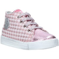 Chaussures Fille Baskets montantes Falcotto 2014600 10 Rose