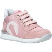 Chaussures Fille Baskets basses Falcotto 2014939 01 Rose