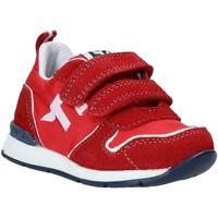 Chaussures Enfant Baskets basses Falcotto 2014924 01 Rouge