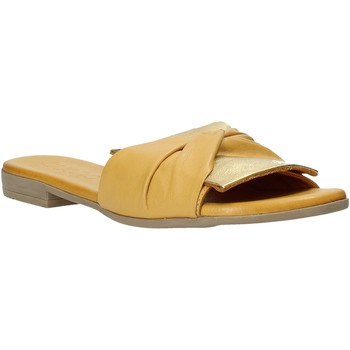 Chaussures Femme Mules Bueno Shoes 9L2735 Jaune
