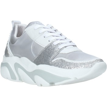 Chaussures Femme Baskets basses Apepazza S0EASY01/MIX Argent