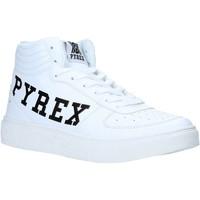 Chaussures Femme Baskets montantes Pyrex PY020207 Blanc