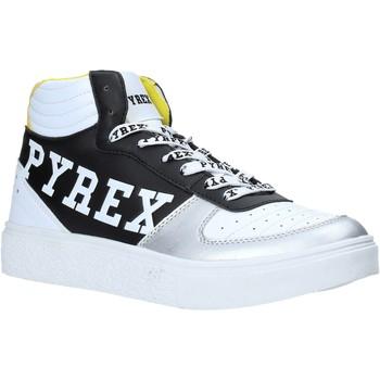 Chaussures Femme Baskets montantes Pyrex PY020207 Noir