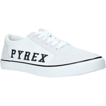 Chaussures Homme Baskets basses Pyrex PY020201 Blanc