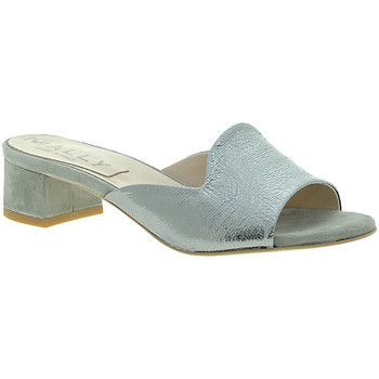 Chaussures Femme Mules Mally 6195 Argent