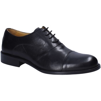 Chaussures Homme Derbies Exton 6014 Noir