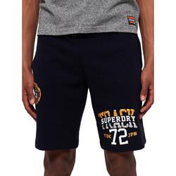 Vêtements Homme Shorts / Bermudas Superdry M71105AT Bleu