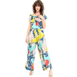 Vêtements Femme Combinaisons / Salopettes Fracomina FR20SM032 Bleu