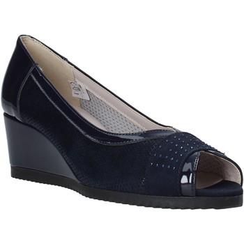 Chaussures Femme Sandales et Nu-pieds Comart 023353 Bleu