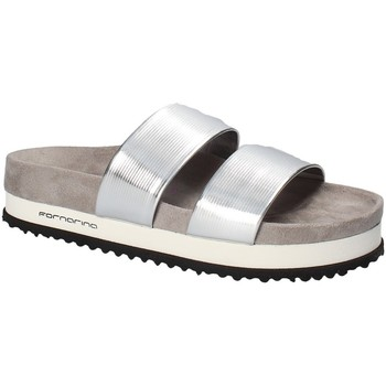 Chaussures Femme Mules Fornarina PE18SA2913 Gris