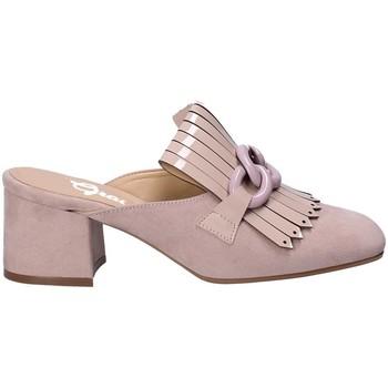 Chaussures Femme Sabots Grace Shoes 1939 Rose