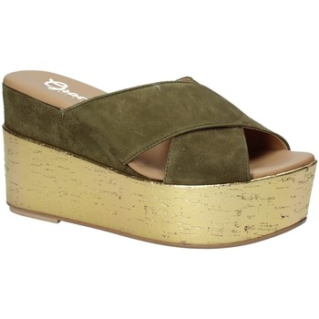 Chaussures Femme Mules Grace Shoes 02 SUGOR F12 Vert