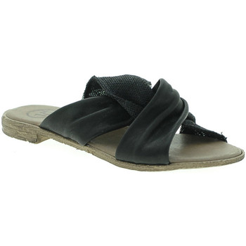 Chaussures Femme Mules 18+ 6113 Noir