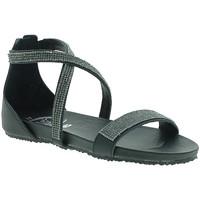 Chaussures Femme Sandales et Nu-pieds 18+ 6141 Noir