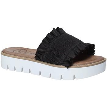 Chaussures Femme Mules 18+ 5812 Noir