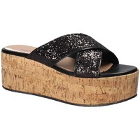Chaussures Femme Mules Fornarina PE18RO2916 Noir