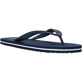 Chaussures Femme Tongs Levi's 229817 753 Bleu