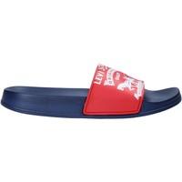 Chaussures Enfant Claquettes Levi's VPOL0037S Rouge