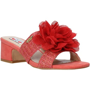 Chaussures Femme Mules Love To Love EVA5106 Rouge